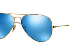 Ray Ban Aviator Flash RB3025-112/4L polarized