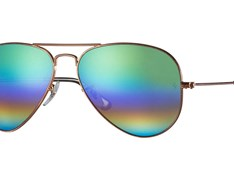 Ray Ban Aviator Flash RB3025-9018C3