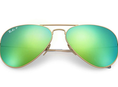 Ray Ban Aviator Flash RB3025-112/P9 P 58MM